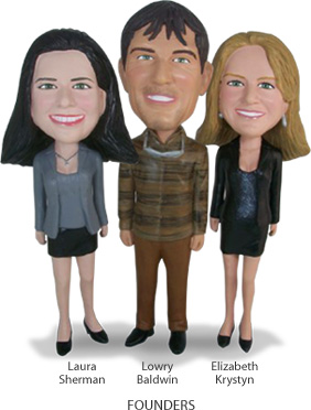 bobble head - Insurance partners
