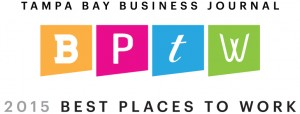 Tampa Bay Business Journal Best Places to Work