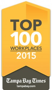Tampa Bay Times Top 100 Workplaces
