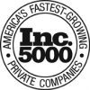 Inc 5000 America's Fastest Growing Private Companies award