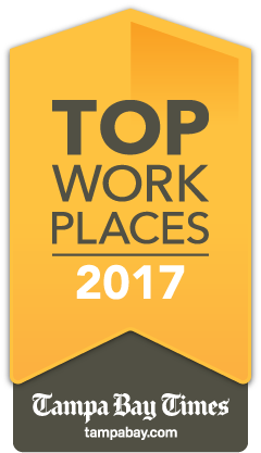 Top Work Places 2017 Tampa Bay Times