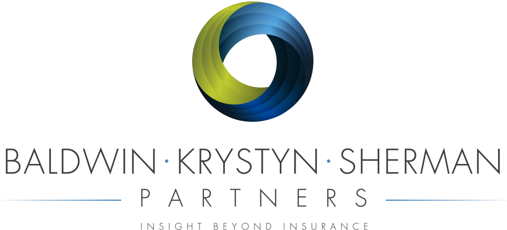 Baldwin Krystyn Sherman Logo, Insight beyond insurance