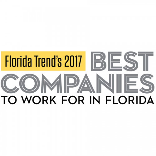 <i>Florida Trend<i/>Best Companies in Florida