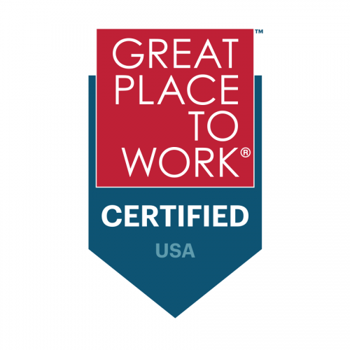 <i>Fortune Magazine<i/>Great Place to Work Certified