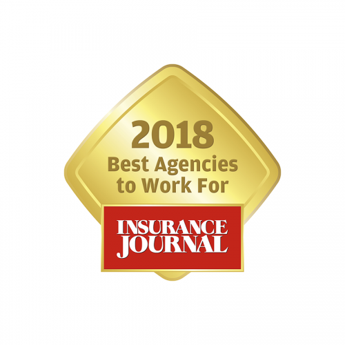 <i>Insurance Journal</i> Best Agencies to Work For