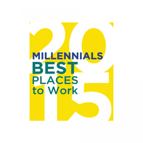 <i>The Center for Generational Kinetics and Great Places Company <i/>Top Workplace for Millennials