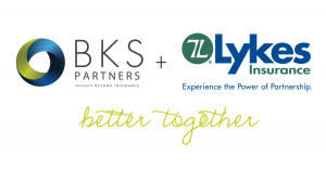 BKS-Partners and Lykes Insurance have partnered to better serve clients together.