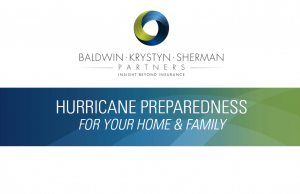 hurricane preparedness for your home and family