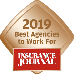 Best Agencies to Work For 2019 Bronze