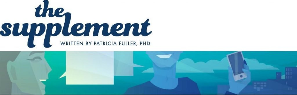 The Supplement written by Patricia Fuller, PHD
